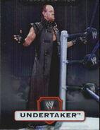 2010 WWE Platinum Trading Cards Undertaker 73