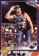2013 TNA Impact Glory Wrestling Cards (Tristar) Hulk Hogan 39