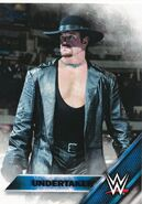 2016 WWE (Topps) Then, Now, Forever Undertaker 150