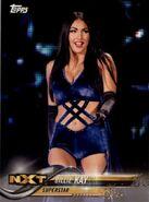 2018 WWE Wrestling Cards (Topps) Billie Kay 12