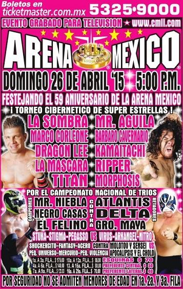 Aniversario de Arena México 59