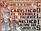 CMLL Sabados De Coliseo (October 26, 2019)