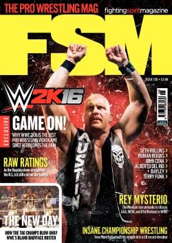 Fighting Spirit Magazine 126
