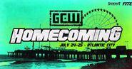 GCW Homecoming Weekend