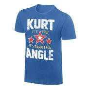Kurt Angle It's Damn True Vintage T-Shirt