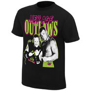 New Age Outlaws shirt 1