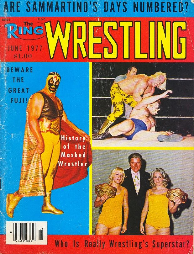 The Ring Wrestling - June 1977