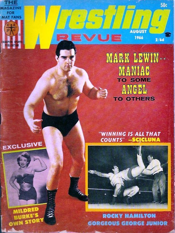 Wrestling Revue - August 1966