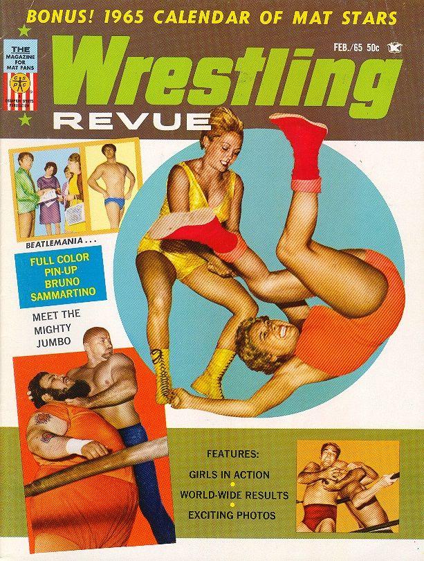 Wrestling Revue - February 1965