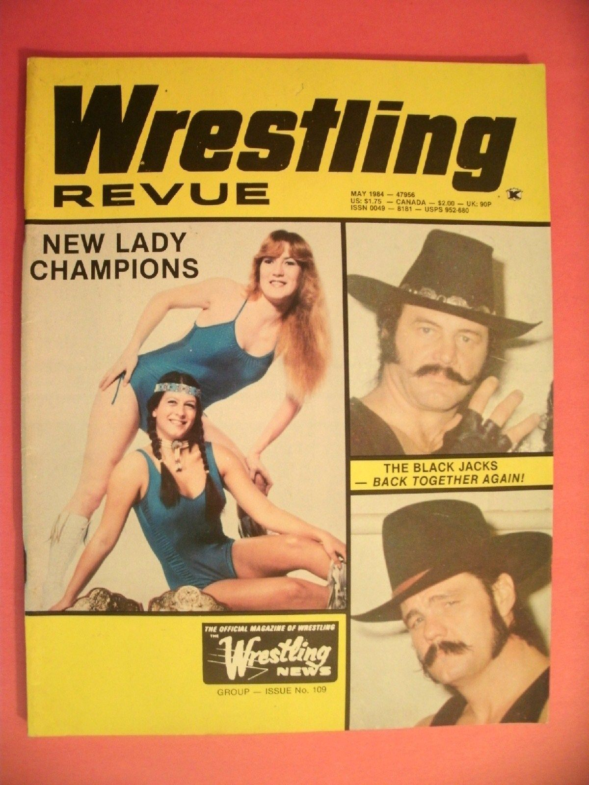 Wrestling Revue - May 1984