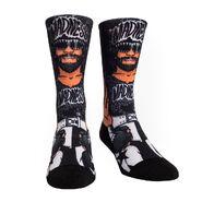 NWo Macho Man Rock 'Em Socks