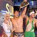 The Miz WWE Intercontinental Champion