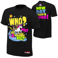 The New Day New Day and Friends Youth Authentic T-Shirt