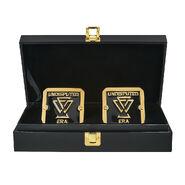 Undisputed Era NXT Championship Side Plate Box Set