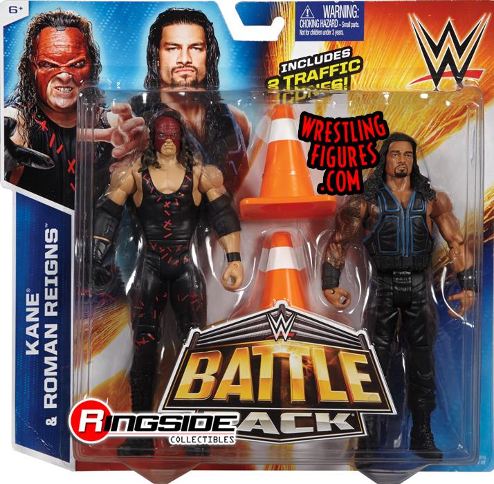 WWE Battle Packs 35