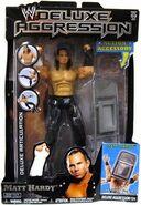 WWE Deluxe Aggression 24 Matt Hardy