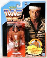 WWF Hasbro 1991 Jimmy Snuka