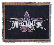 WrestleMania 30 Tapestry Blanket