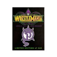 WrestleMania 34 Paige Pin
