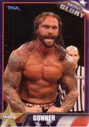 2013 TNA Impact Glory Wrestling Cards (Tristar) Gunner 45