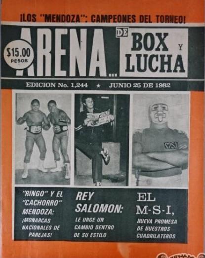Box y Lucha 1244
