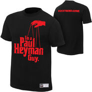 Paul Heyman shirt 2