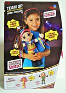 WWE Tag Team Superstars Bayley Doll (Back) copy
