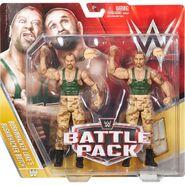 Bushwhackers - WWE Battle Packs 40