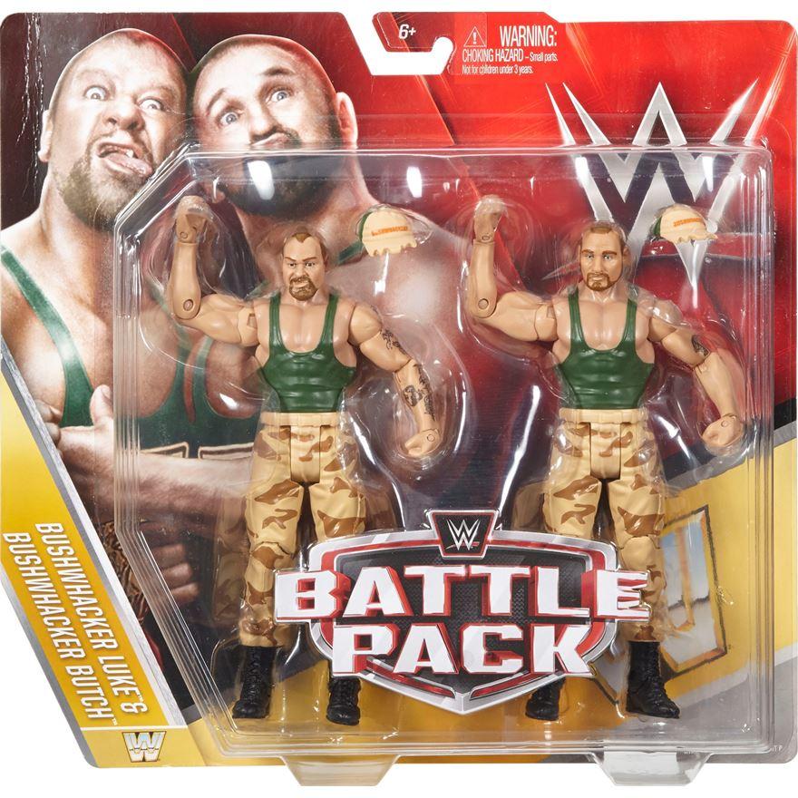 WWE Battle Packs 40