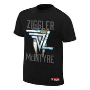 Dolph Ziggler & Drew McIntyre This is The Show Youth Authentic T-Shirt