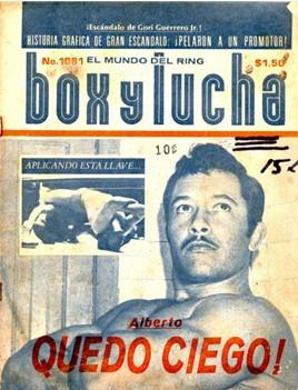 Box y Lucha 1081