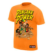 The New Day Pancake Power Authentic T-Shirt