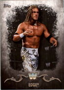 2016 Topps WWE Undisputed Wrestling Cards Edge 56