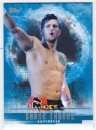 2017 WWE Undisputed Wrestling Cards (Topps) Shane Thorne 56