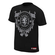 Stephanie McMahon Monarch and Authority T-Shirt