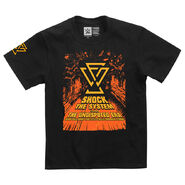 Undisputed Era Main Attraction Youth Authentic T-Shirt