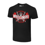 WrestleMania 37 Ribbon T-Shirt