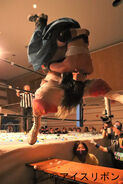 Ice Ribbon Risa Sera's 5th Produced Show ~ Extreme Nuclear Battle 4