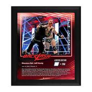 Sheamus Backlash 2020 15x17 Limited Edition Plaque