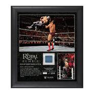 WWE Royal Rumble 2016 Kalisto 15 x 17 Photo Collage Plaque