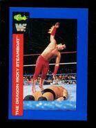 1991 WWF Classic Superstars Cards Ricky Steamboat 141