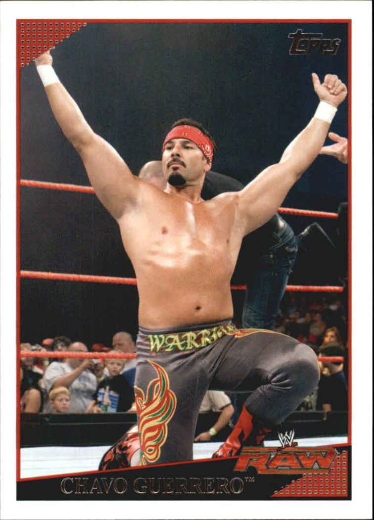 2009 WWE (Topps) Chavo Guerrero (No.61)