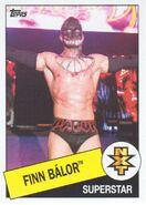 2015 WWE Heritage Wrestling Cards (Topps) Finn Balor 105