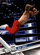 2017 WWE (Topps) Then, Now, Forever Jey Uso 148