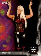 2018 WWE Women's Division (Topps) Maryse 18