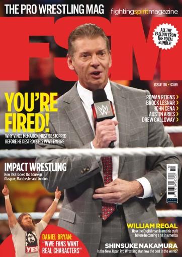 Fighting Spirit Magazine 116