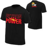 Hulk Hogan Python Power 30 T-Shirt