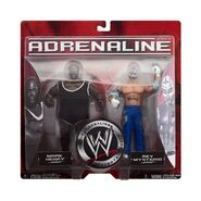 WWE Adrenaline Series 19 Mark Henry & Rey Mysterio