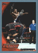 2010 WWE (Topps) R-Truth 45