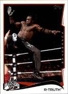 2014 WWE (Topps) R-Truth 37